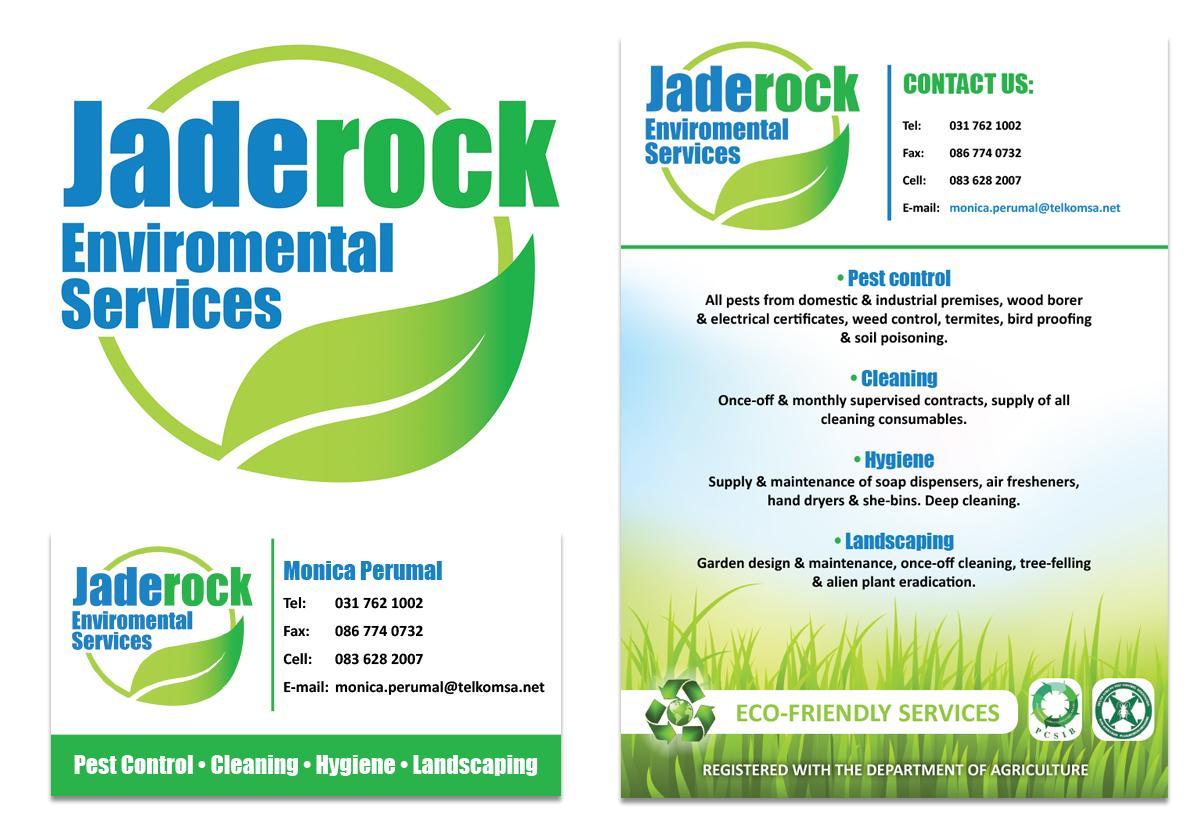 Little Blackbird Design Studio: Logo, Business Card & Pamphlet Design