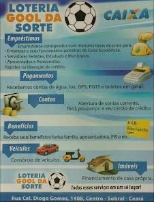 LOTERIA GOL DA SORTE