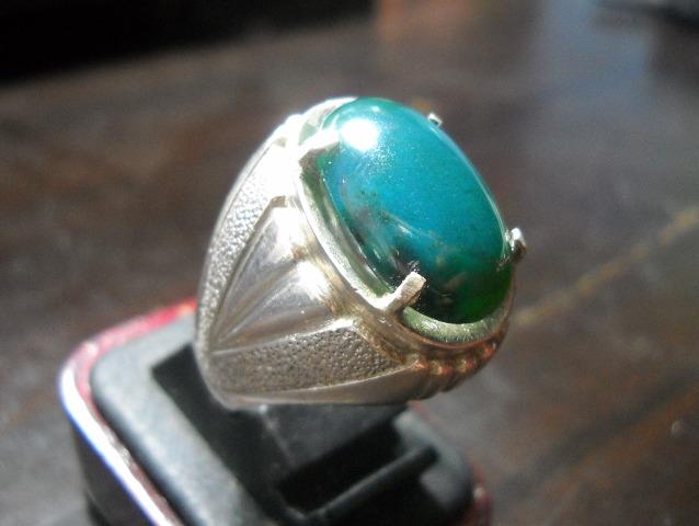 Koleksi Batu Antik: BC67- Batu Bacan Hijau Cincau Kristal... Mantab ...