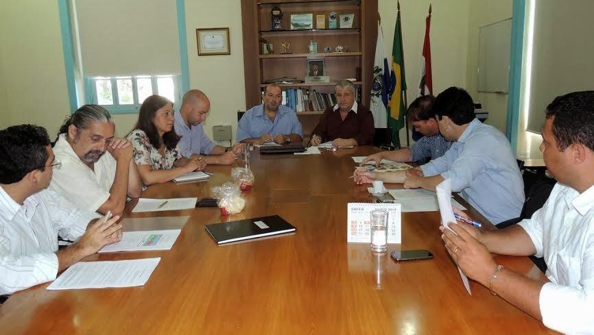 Reunião semanal da Comissão da Copa trata do andamento dos projetos de revitalização da cidade