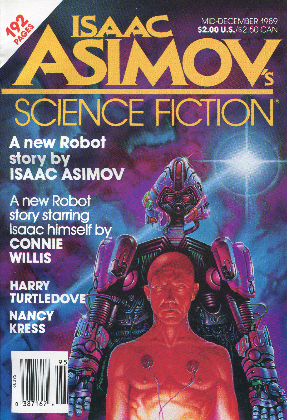 validity of science fiction in isaac In foundation's triumph (set in isaac asimov's foundation  david brin's science fiction novels have been new york times  none of them has any proved validity.