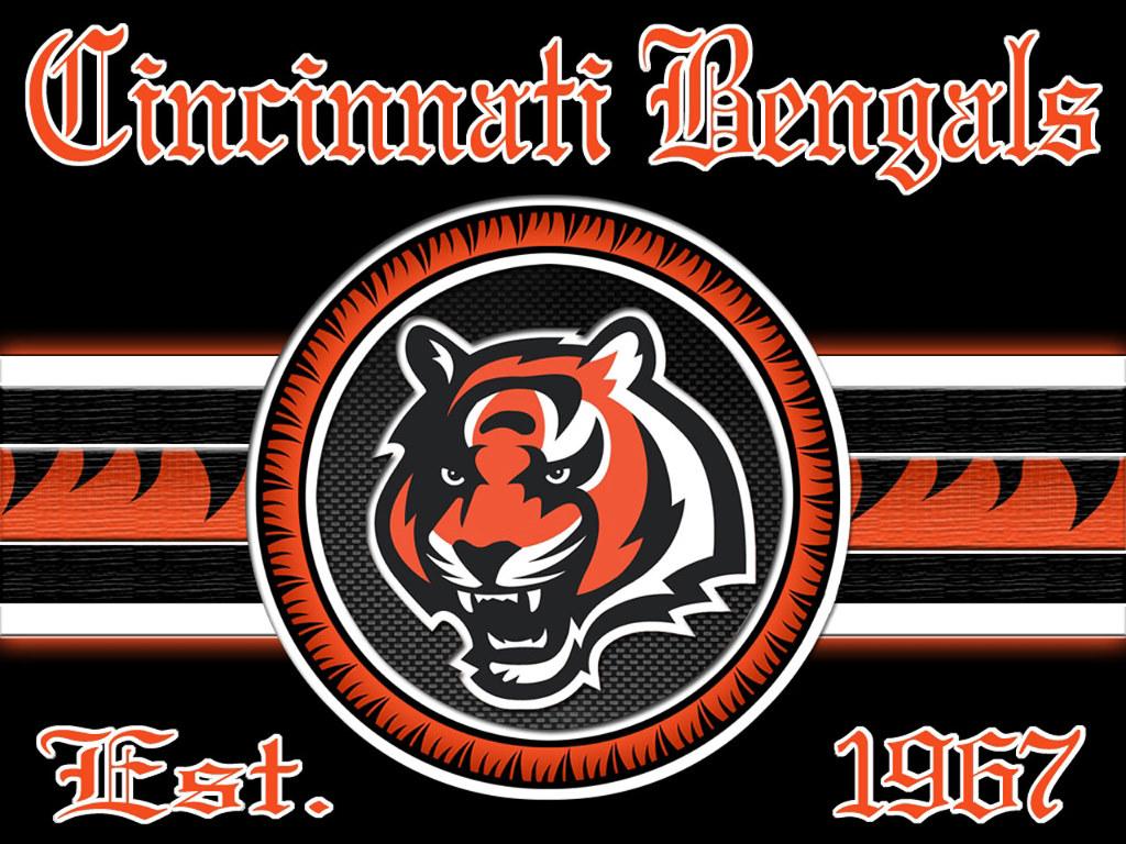 Cincinati Bengals Logos