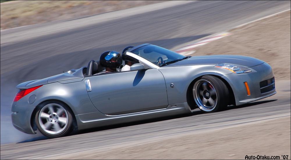 Nissan 350Z Roadster, Fairlady Z, Z33, auta bez dachu, jakie kupić, ciekawe samochody