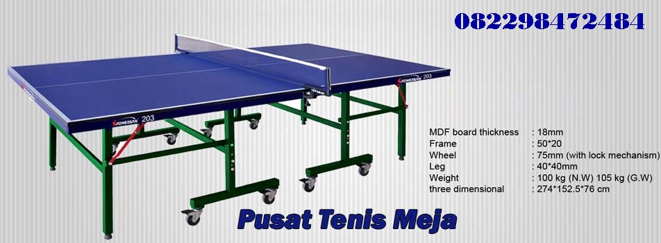 082298472484 Akasah Sport Pusat Tenis Meja | Jual Meja Pingpong Murah Berkualitas