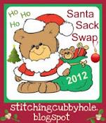 Santa Sack Swap 2012