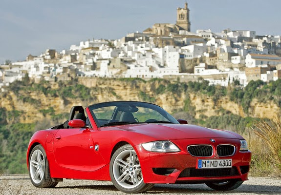 The Ultimate Car Guide Bmw Z4 Convertible Generation 1