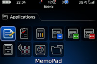 how to transfer blackberry memopad to computer