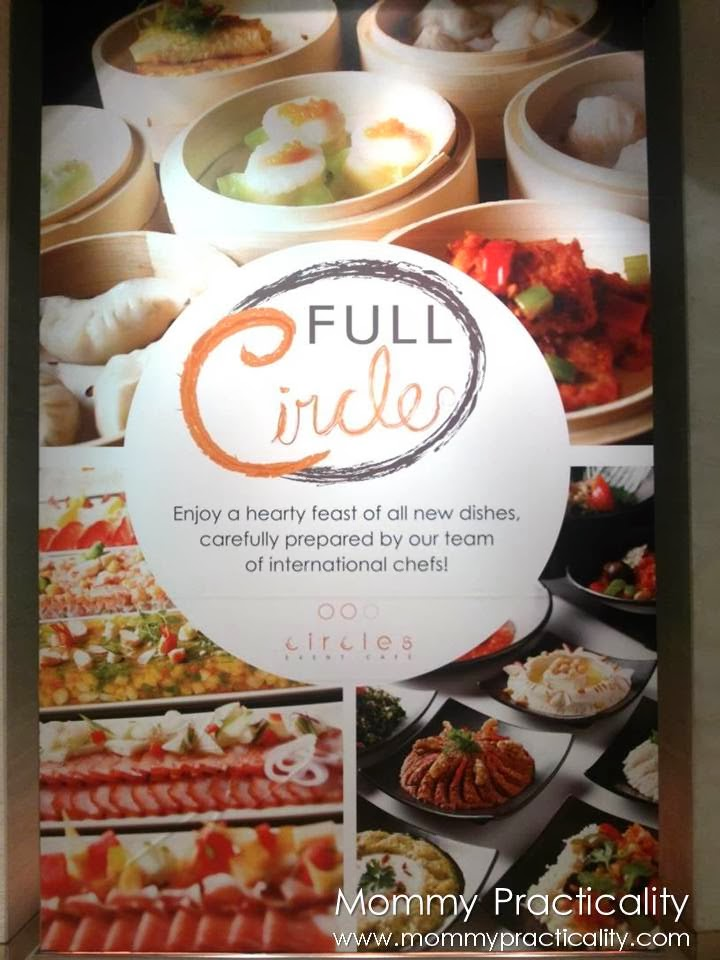 Circles Buffet Review