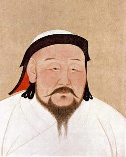 kubilai khan, biografi