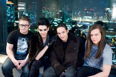 Tokio Hotel: a phenomenon in the history of music 21c87kn
