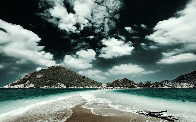 Cloudy Oceans