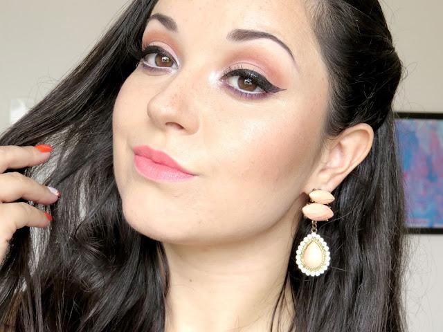 tutorial de maquiagem esfumada