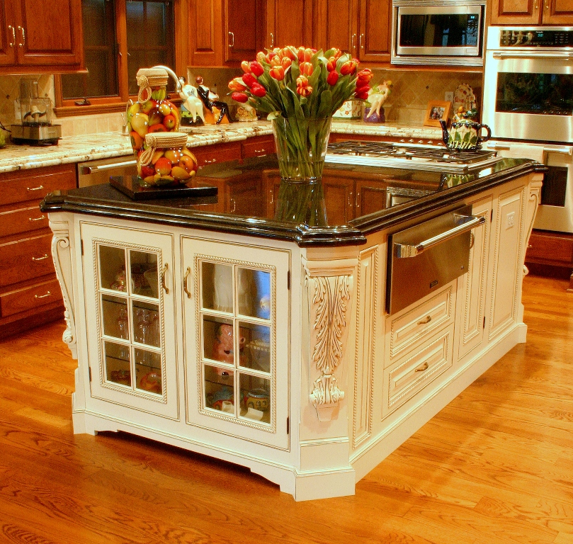 Beautiful designs beautiful living kitchens - French country kitchens ...