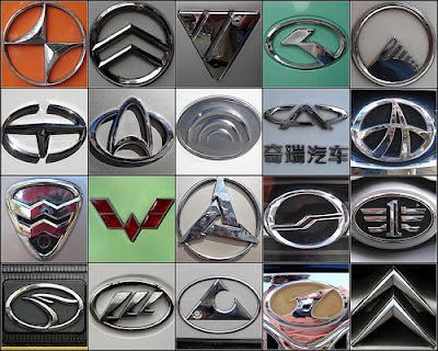 New Car Logos