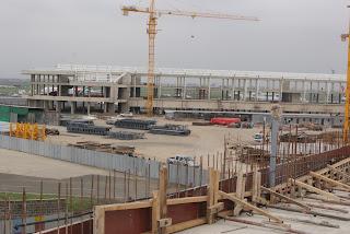 JKIA Airport Terminal 4 August 2012