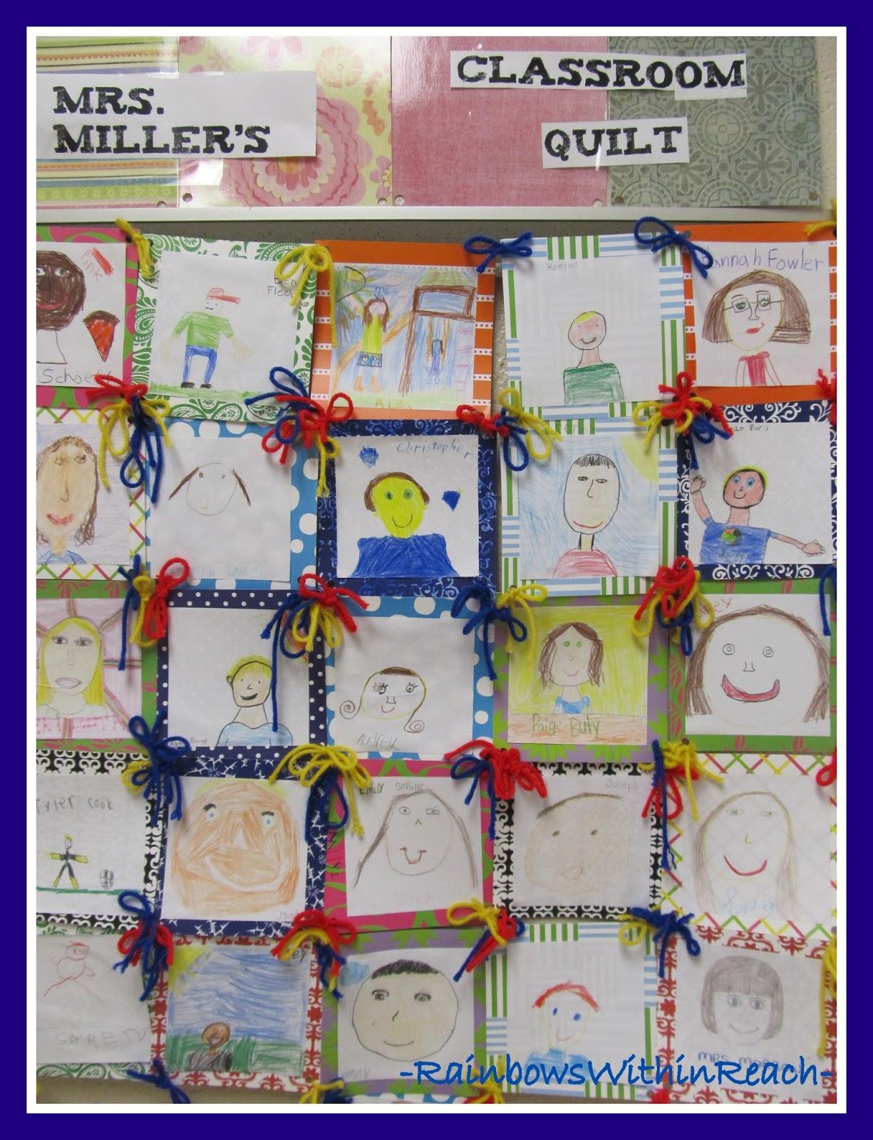 Classroom Quilt Themes : Rainbowswithinreach spot