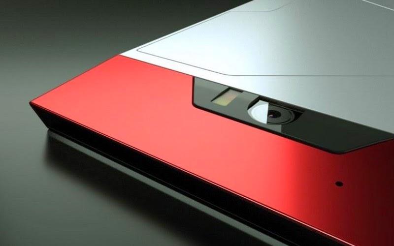 """Smarthphone Ini """"Berbaju"""" Lebih Kuat dari Titanium"""