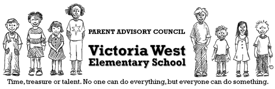 Vic West Elementary Parent Advisory Council