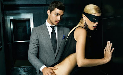 publicidad bdsm advertising suitsupply