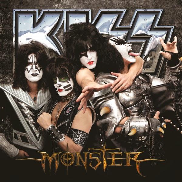 Kiss - Monster Cover