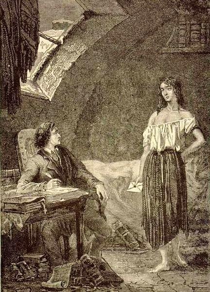 jean valjean rencontre mgr myriel Bondy