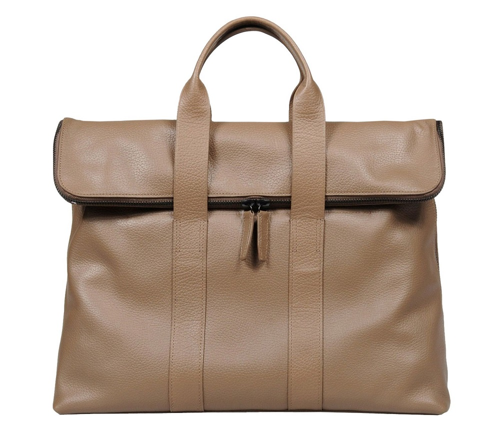 3.1 PHILLIP LIM LEATHER TOTE