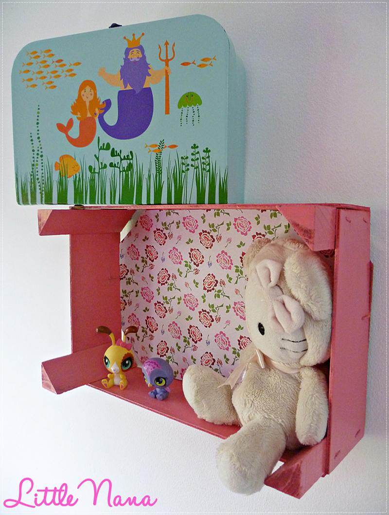 Ideas deco cajas de fresas para decorar diy