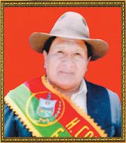 H. Jorge Hugo Quispe