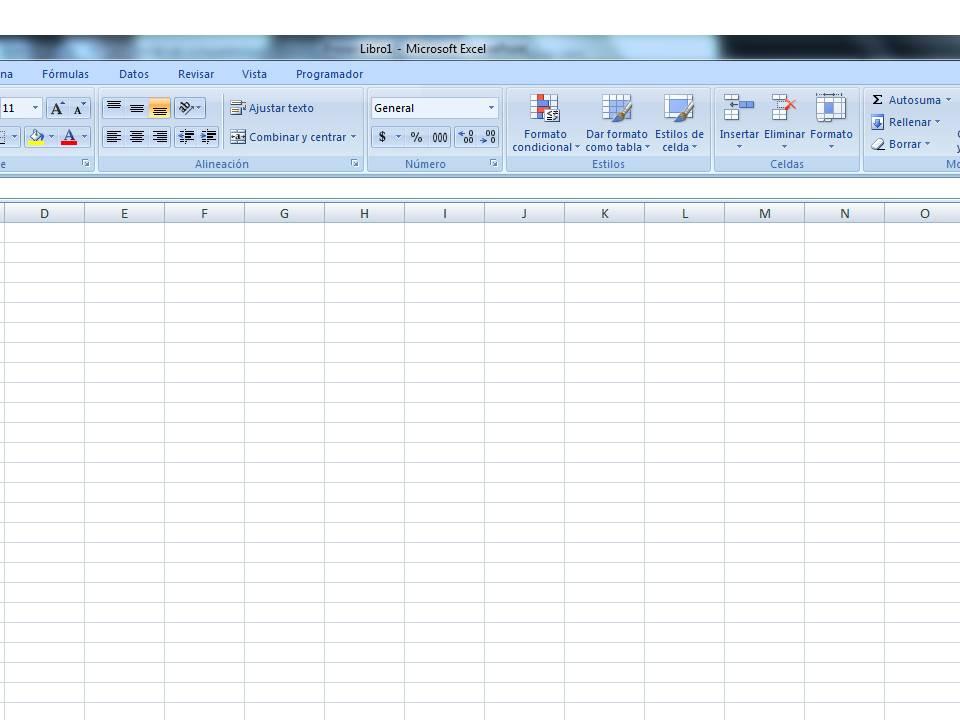 EJDEMS: Reseña de Excel