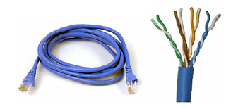 pengertian kabel twisted pair