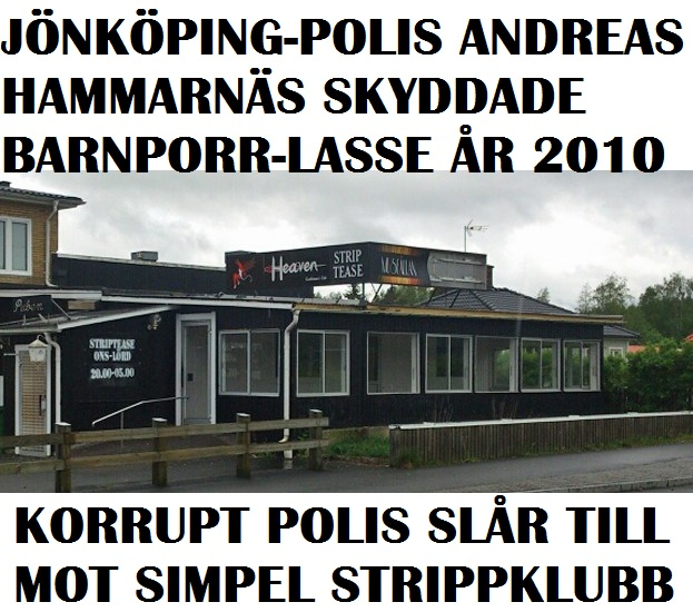 dejta en polis Visby