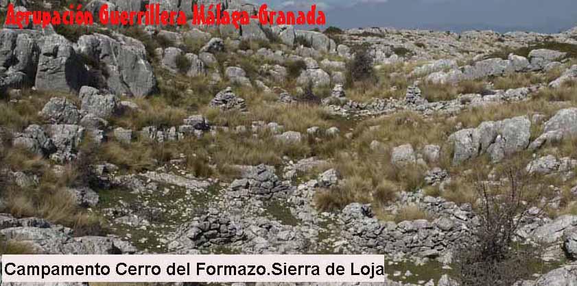 Agrupación Guerrillera Málaga Granada
