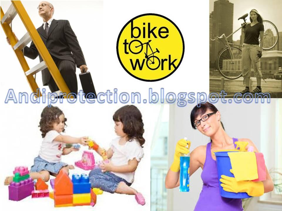 gambar kegiatan sehari-hari di rumah