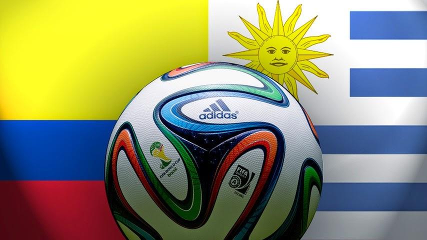 Live Stream Kolumbien - Uruguay