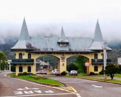 SERRA GAÚCHA; Região das hortências; turimo no Brasil.