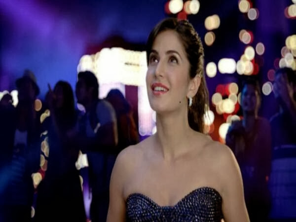 Video: Katrina Kaif's Sony Xperia Z1 TVC