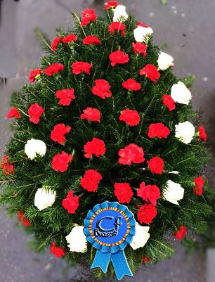 coroane flori pret