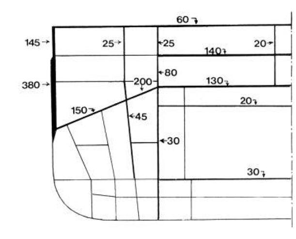 la kriegsmarine tipos de acorazados posteriores al plan z. Black Bedroom Furniture Sets. Home Design Ideas