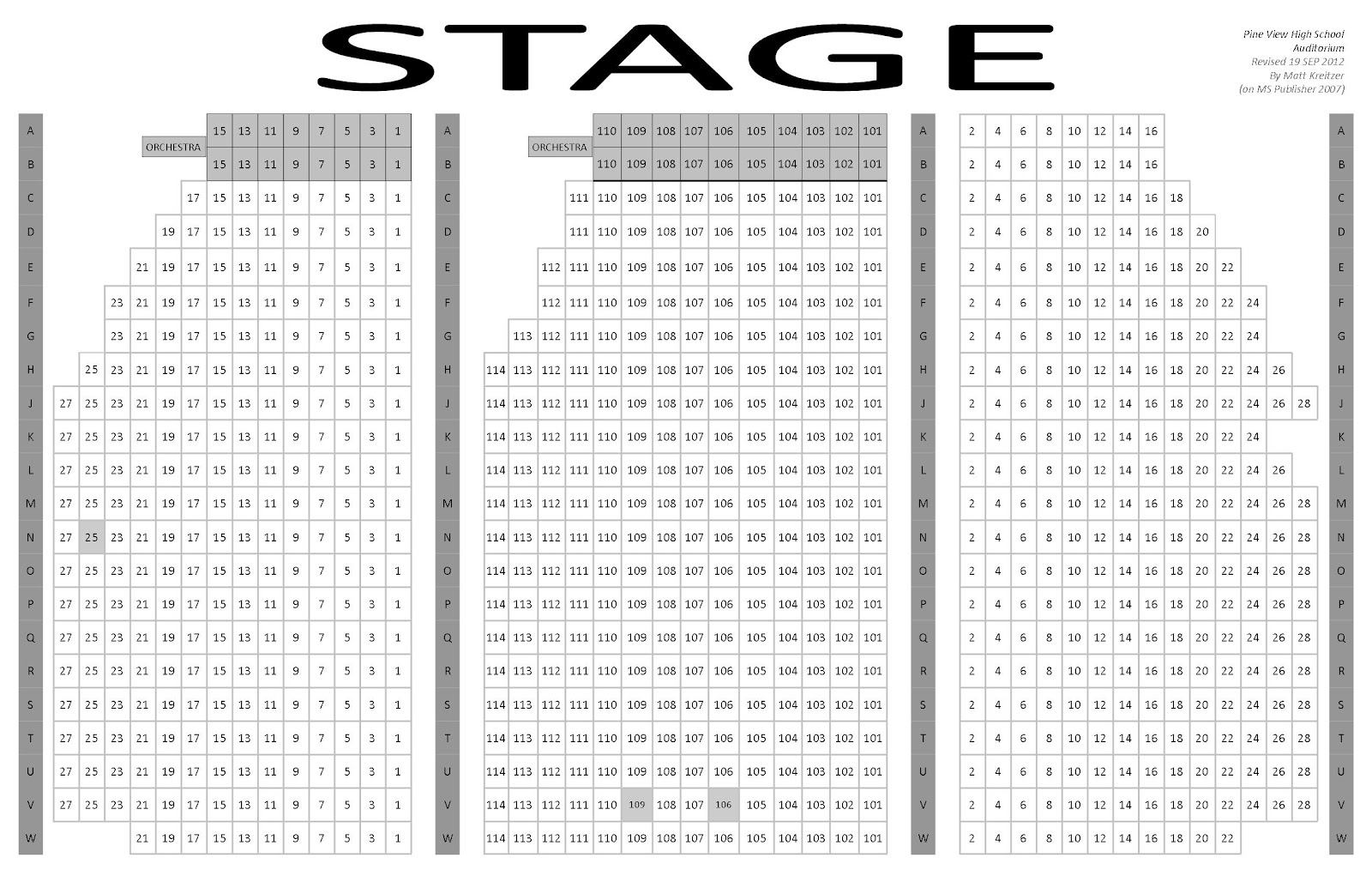 Pine View High Theatre: The Sound Of Music - Ticket Purchasing ...