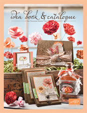 Stampin' Up Idea Book and Catalogue 2011-2012