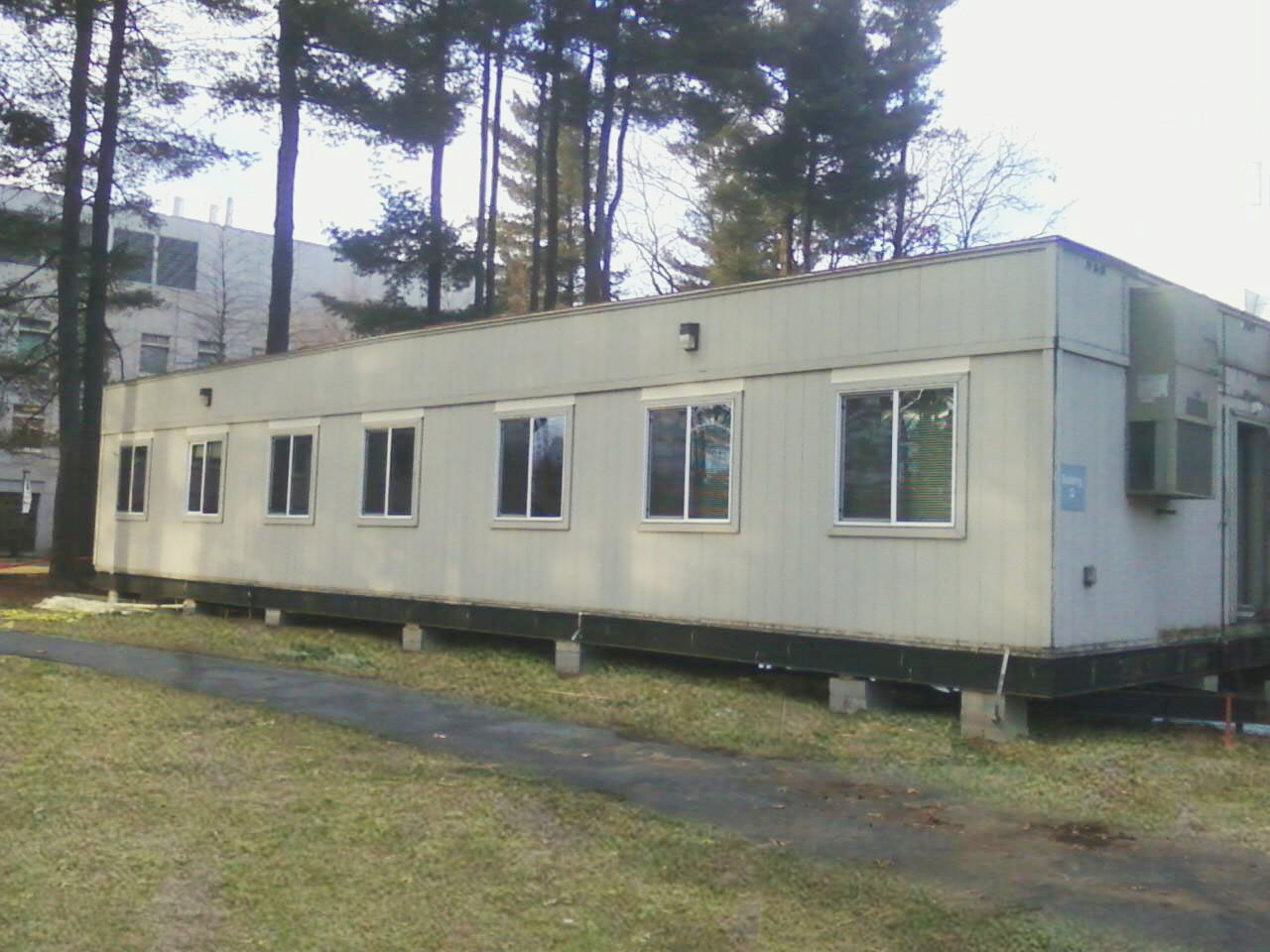 Used Modular Classroom Buildings For Sale ~ Modular building portable classroom office trailer