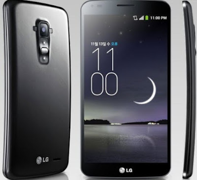 LG G Flex complete specs and features