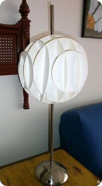 Como hacer una pantalla para lampara - Como hacer bricolaje ...