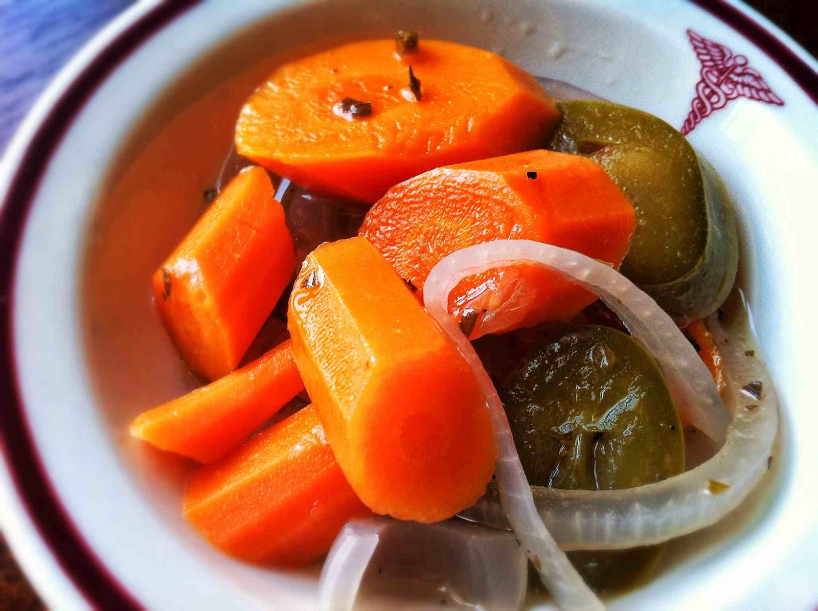 Pickled Jalapenos (Escabeche) Recipes — Dishmaps