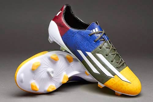 2014 Adidas F50 Adizero FG Messi with Neon Orange