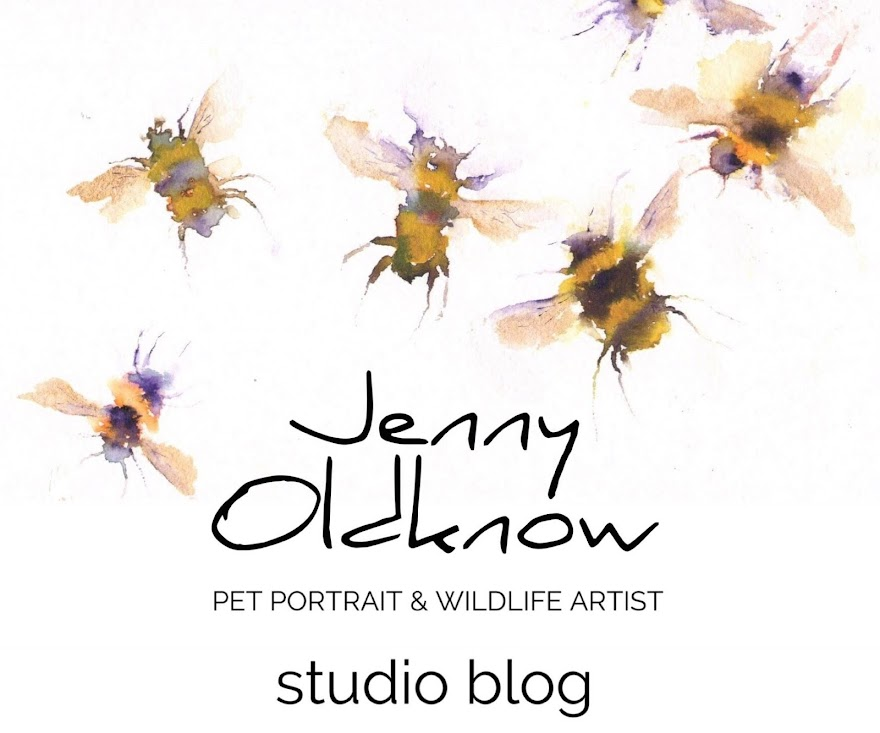 Jenny Oldknow Watercolours