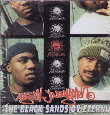 Mystik Journeymen – The Black Sands Ov Eternia (CD) (1999) (320 kbps)