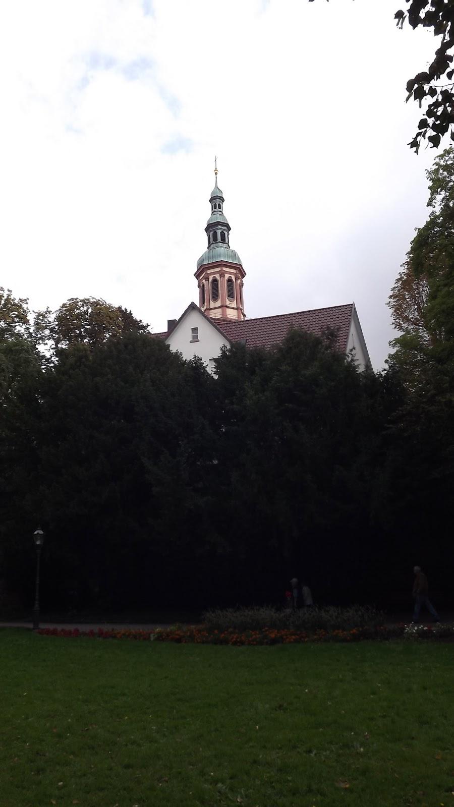 In viaggio per il mondo germania foresta nera offenburg for Offenburg germania