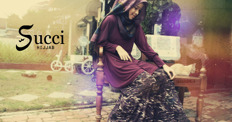 Succi Hijjab | Sophisticated Modern Muslimah