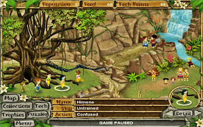 Virtual Villagers 4: The Tree of Life Screenshot 1